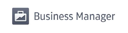 Facebook Business Manager - Logo